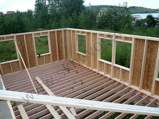 Видео постройки дома своими руками из пеноблоков