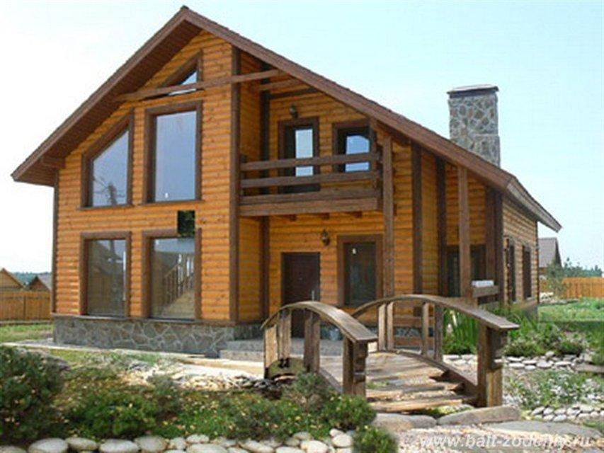Дома с большими окнами своими руками