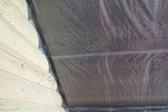 Гидро-ветро-пароизоляция потолка 02