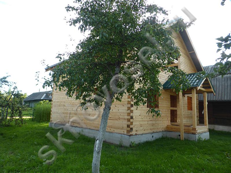 Дом из бруса в Конаковском районе